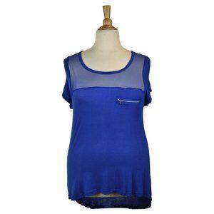 Splash T - Shirts 3X Blue